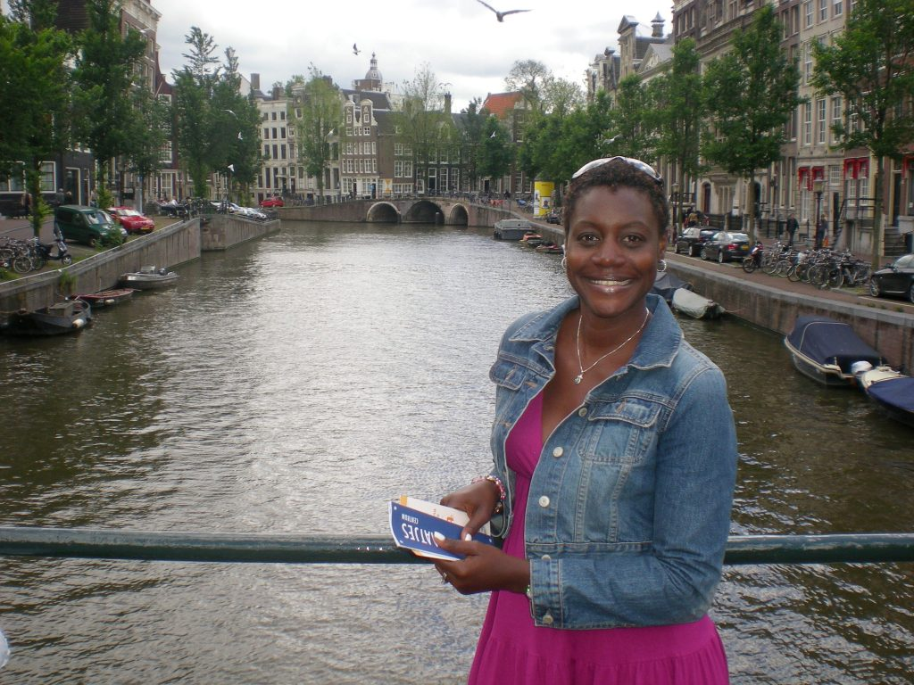 The landscape, including those famous canal, definitely fall in the gratitude category. Photo: Monique White Expat | Black Expat | Black Women Expats | American overseas | Netherlands | Holland | Expat Life|