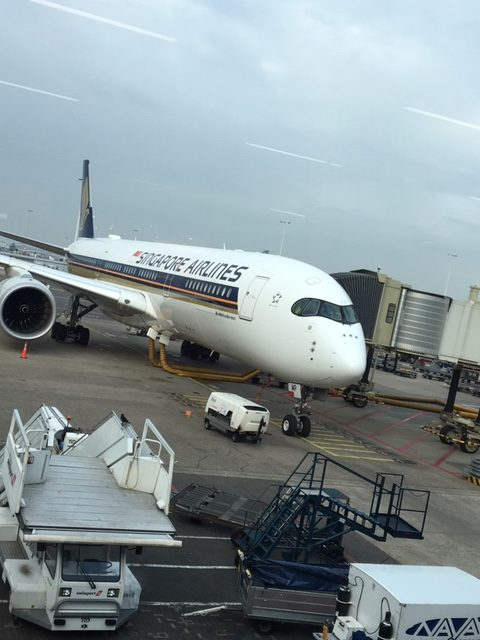 Singapore Airlines is ranked the world's best first class and economy carrier.