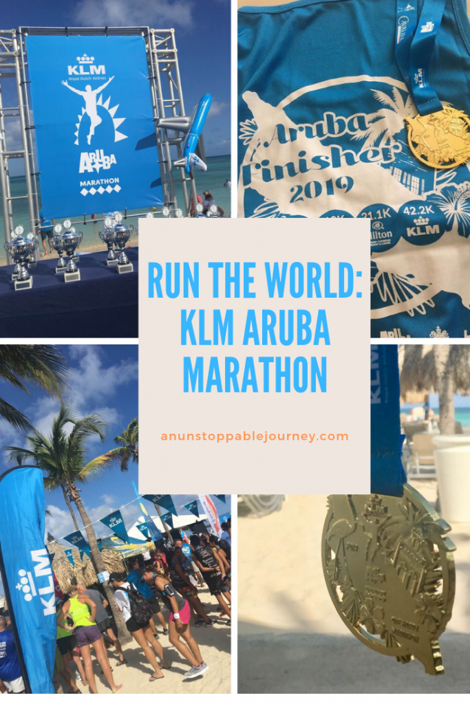 Aruba Marathon takes place on the Dutch Caribbean Island, and is part of the KLM sponsored Run in the Sun series. Photo credit: Monique White