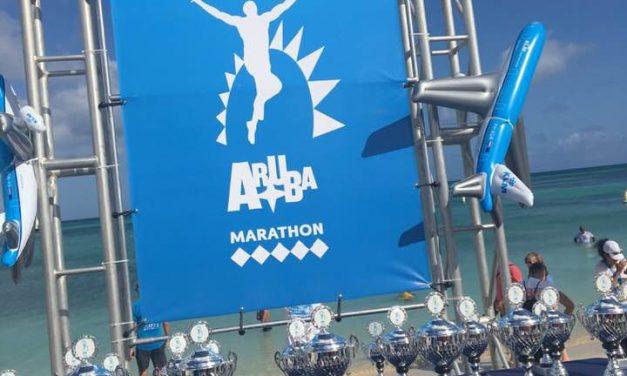 Run The World: KLM Aruba Marathon