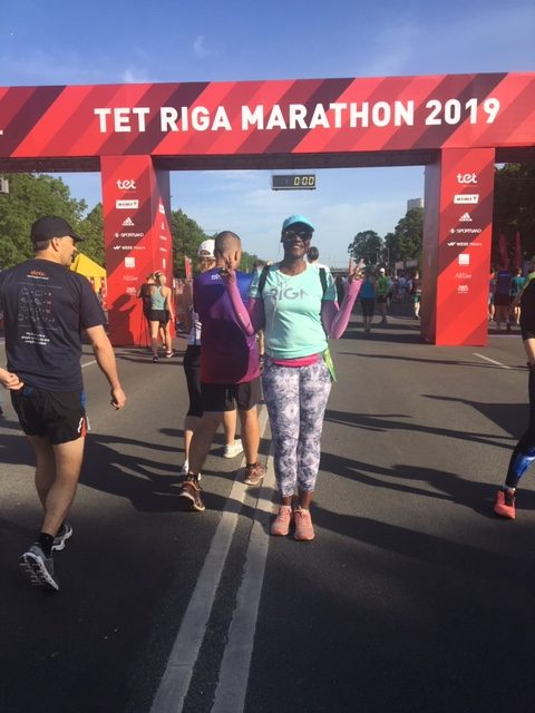 The Tet Riga Marathon is one of Northern Europe's premier athletic events and country # 37 of my goal to run races in 50 countries by my 50th birthday.
