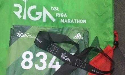 Run the World: Riga Marathon