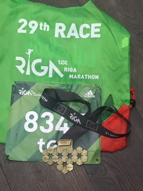 Run the World: Riga Marathon