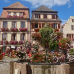 Idyllic Towns Along The Alsace Wine Route