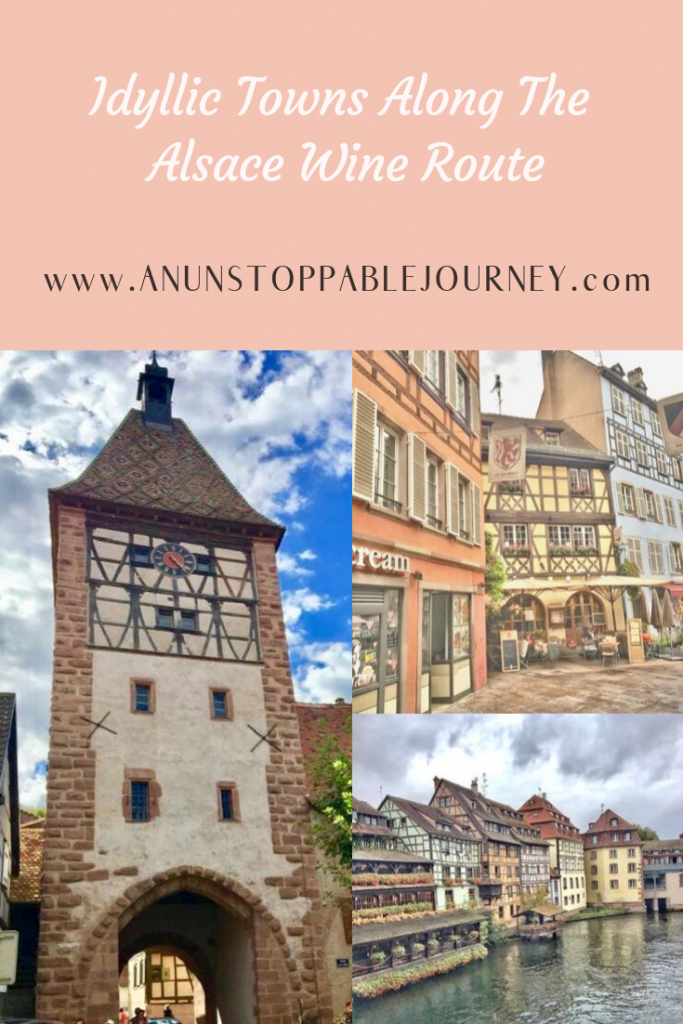 Alsace is the region in northeastern France famous for its wonderful wines, fairytale facades, and medieval towns. Photo credit: Monique White