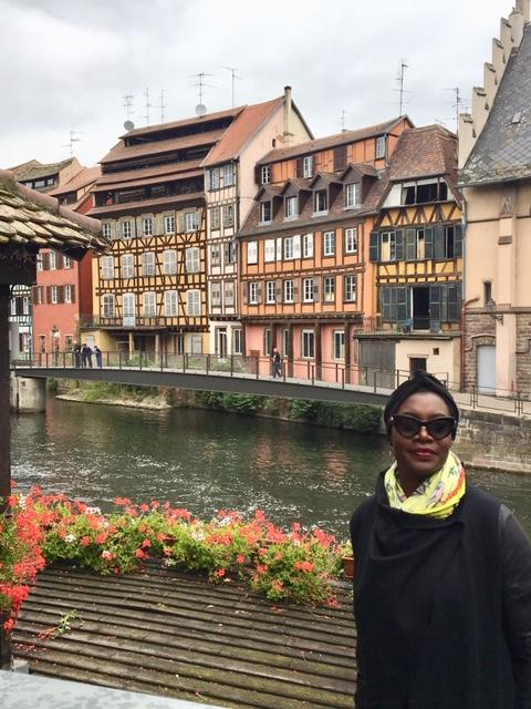 Strasbourg, founded in the first century B.C. is a delightful mix of medieval and modern, it is the perfect place to begin your exploration of the Alsace region. Photo credit: Monique White