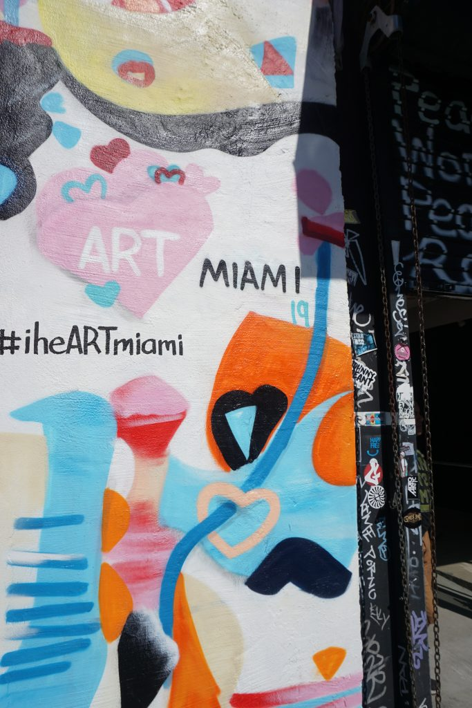 Wynwood Art District is the former industrial neighborhood turned trendy art district that is home to funky murals and street art. Photo credit: Monique White