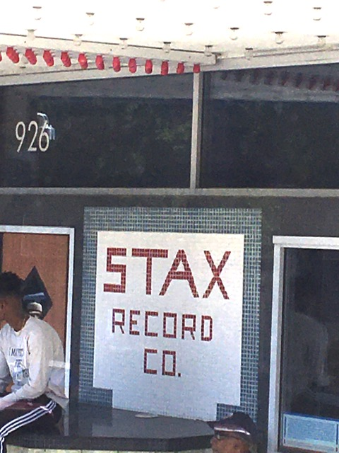 Stax Records is the label that gave the world artists such as Isaac Hayes, Al Green and Otis Redding. Photo credit: Monique White