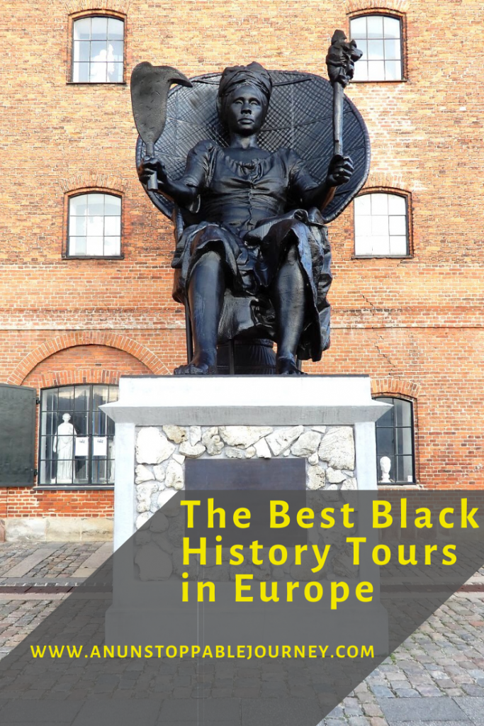 An increasing number of people, curious about Europe's rich Black heritage, are seeking out this history while traveling in Europe and discovering that it can be explored through Black history tours in a number of European cities.