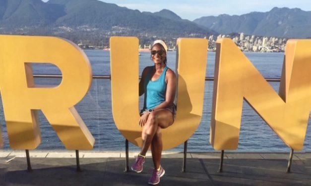 A Runstoppable Journey: Monique Runs 50