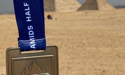 A Runstoppable Journey: Pyramids Half Marathon Recap