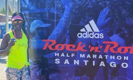 A Runstoppable Journey: Rock 'n' Roll Santiago