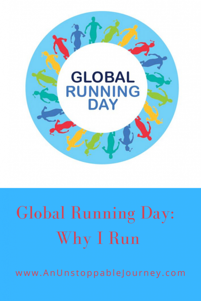 On Global Running Day, a day dedicated to the running community to celebrate their passion for running, a runner offers several reasons to run.