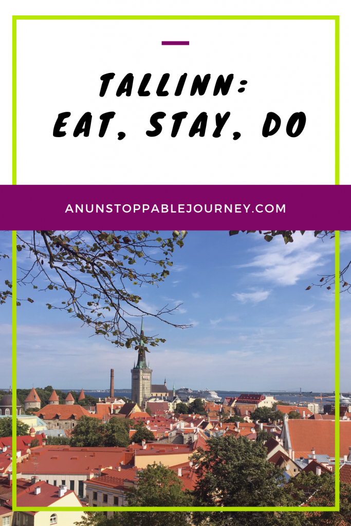 Planning to travel to Tallinn? Here are some travel tips on where to eat, hotels and things to do in the Baltic capital. #visitTallinn #europetravelplanning #travelhistory #estonia