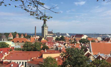 Eat, Stay, Do: Tallinn