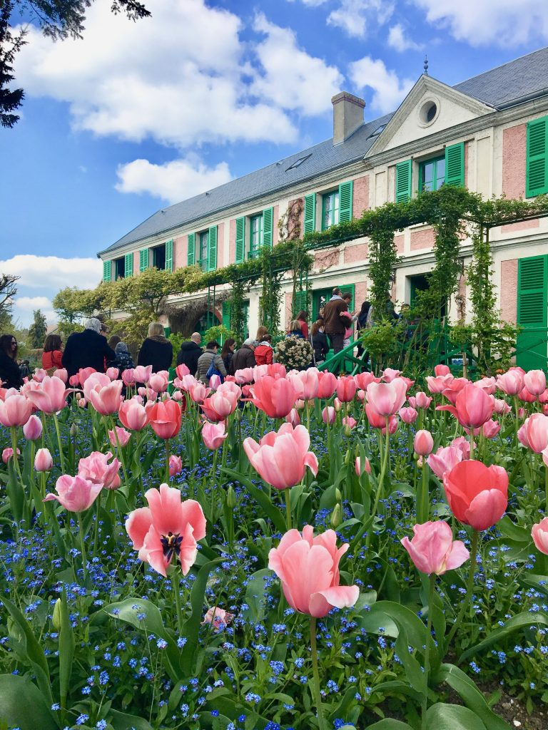 Monet's idyllic homestead, where the artist lived from 1883 – 1926. Photo credit: Monique White