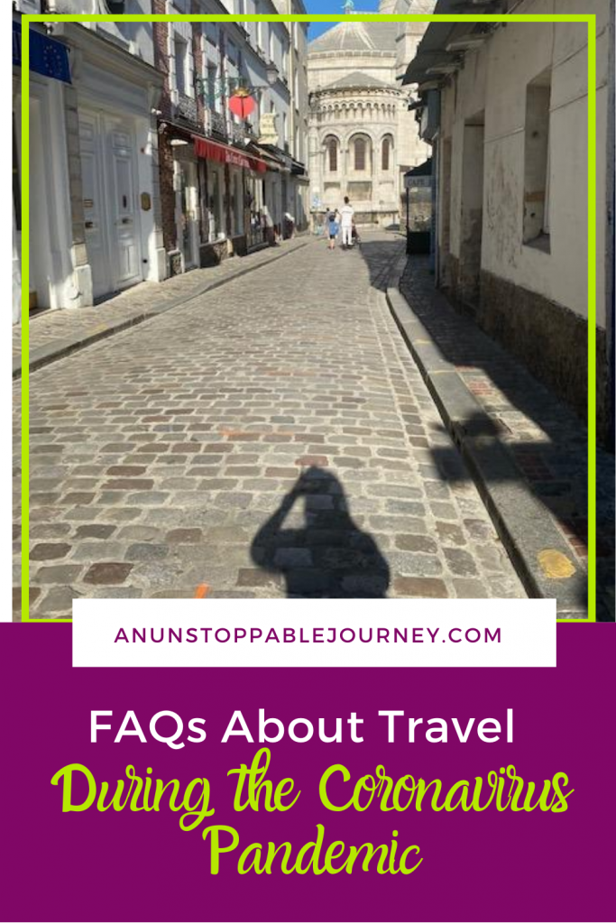Europe-based travel blogger, Monique White, addresses the most commonly asked questions regarding travel during the Coronavirus Pandemic. Where to travel during covid-19 | Coronavirus travel advice | coronavirus travel restrictions | Coronavirus travel tips | Travel during Coronavirus | Europe travel planning | travel | travel tips