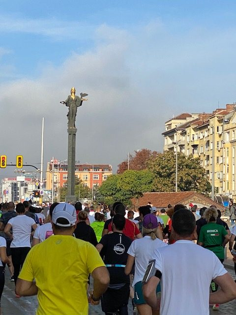 A recap of the Wizz Sofia Marathon, which takes place in Sofia, the capital of Bulgaria, and is fast becoming one of Eastern Europe's premier athletic events. Marathon | A Runstoppable Journey | Half Marathon | Run the World | Destination Race | Racecation | Runcation | Wizz Running | Sofia | Marathon Majors | Marathon | Bulgaria | Balkans | Travel Planning | Marathon Training |