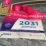 A Runstoppable Journey: Wizz Sofia Marathon Recap