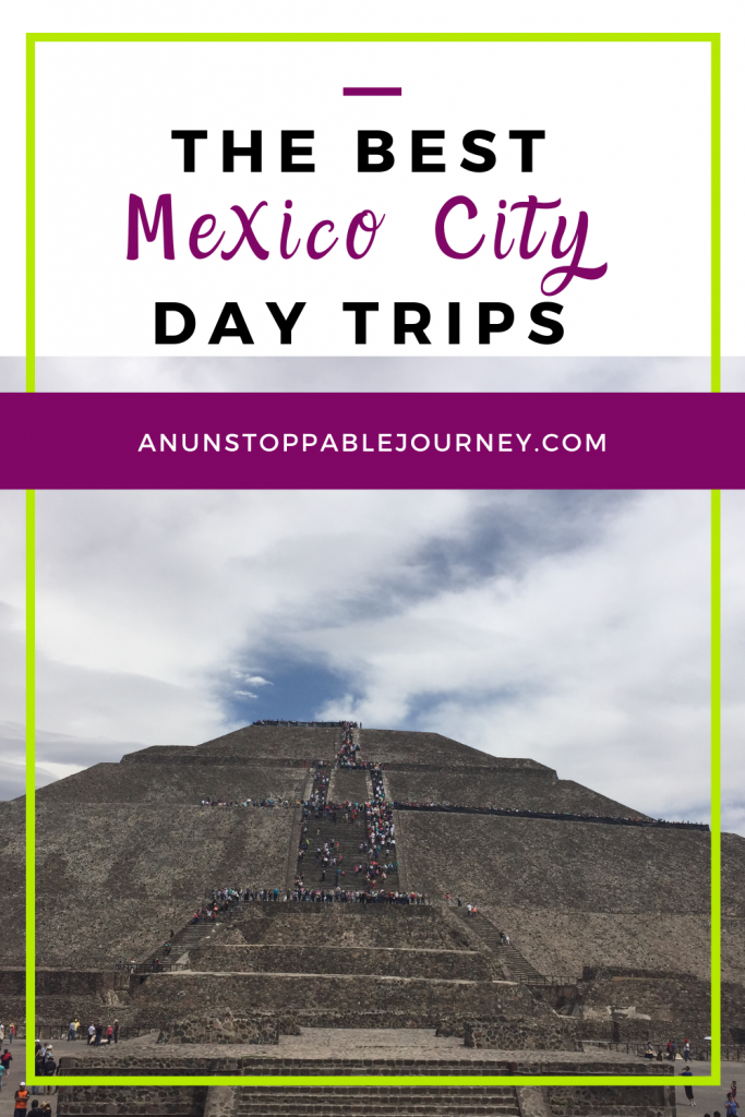 Travel influencer, Monique White, shows you fascinating towns and sites within easy reach of Mexico City for the best day trips. Photo credit: Monique White   Mexico City | Mexico | Day Trips | Latin America | Mexico itinerary | Mexico Travel Guide | Mexico City Travel Guide | Mexico City Itinerary | Things to do in Mexico | Mexico Travel Tips | Mexico City Travel Tips | Taxco | Semana Santa | Passion Play | Things to do in Mexico City | Teotihuacan | Mexico travel planning | travel | travel tips